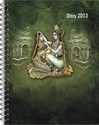 Religious Cover Diary
