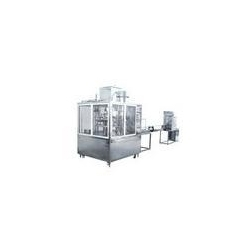Automatic Rotary Bottle Filling Machine