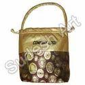 Golden Brown Promotional Bag