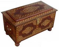 Indian Handicrafts Saharanpur Manufacturer Of Wooden Almirah And