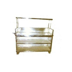 Steel Pick Up Counter
