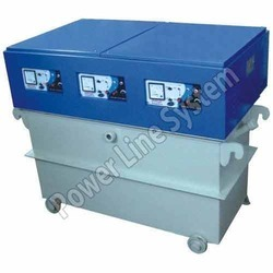 3 phase servo voltage stabilizer oil cooled