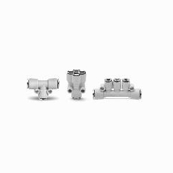 Super Rapid Compact Fittings In Technopolymer Series 7000