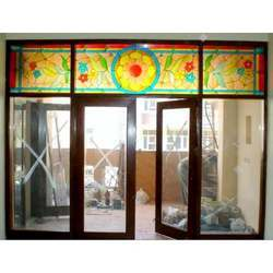 Stained Glass Window Panels(Ceilings)