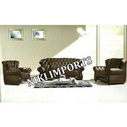 Rich Sofa Set - Rexine