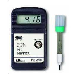 PH Meter - Lutron / Raytek / Time