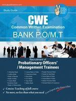 CWE Common Written Examination For Bank P O M T I B P S