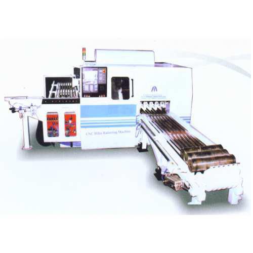 Billet Radiusing Machine
