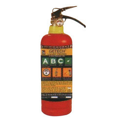 Clean Agent Multi Purpose Fire Extinguisher