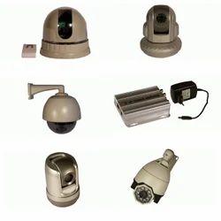 IP & PTZ Dome Cameras
