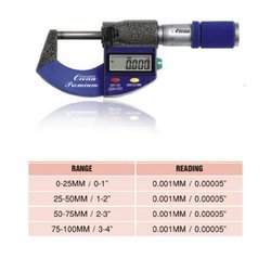 Digimatic Micrometers