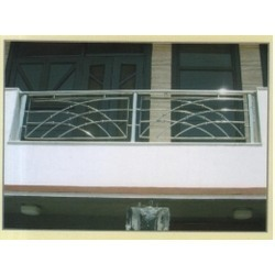 Stainless Balcony Railings - Stainless Steel Balcony Railings ...