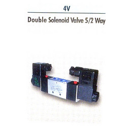 3V Double Solenoid Valve 3/2 Way