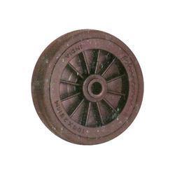 4 Rubber Wheel