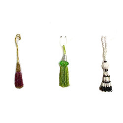 Small Beaded Tassels