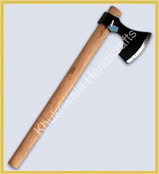 beared black axe
