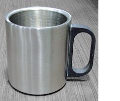 Stainless Steel DW Sober Mugs