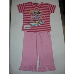 Night Suit, Pajama ,Skirt, T-shirt