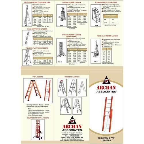 Alluminium Ladders
