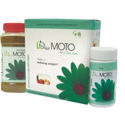 lomoto weight loss capsules and food supplement