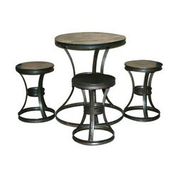 Round Cycle Rim Table