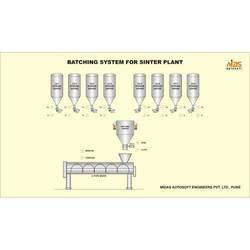 Sinter Plant Batching System