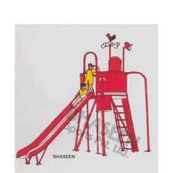 Children Playground Slide