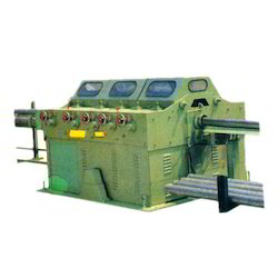 Round Pipe Straightener Machine