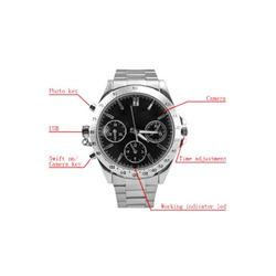 Spy Wrist Watch Camera