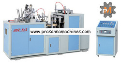 Coated Paper Cup Making Machine