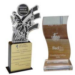 Acrylic Trophies And Awards
