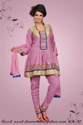 Designer Top Tunic Salwar Suit