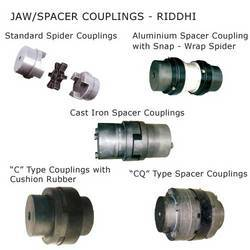 Rigid Jaw / Spacer Coupling