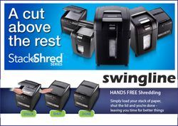 Swingline Shredder