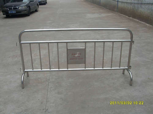 Stainless Steel Barricades