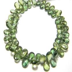Green+Apatite+Smooth+Pear+Briolettes