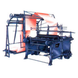 Single-double folding machine