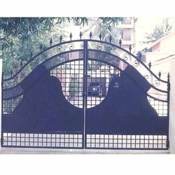 Elephant Foot Model Gate