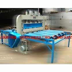Pneumatic And Veneer Clipper Machine
