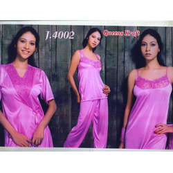 3 PCS. Set  Bridal Nightwear