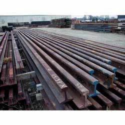 Railroad Track Material
