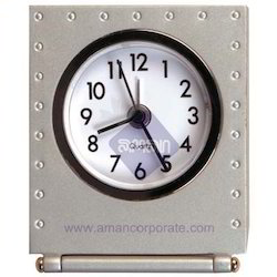 Metal Alarmtable Clock