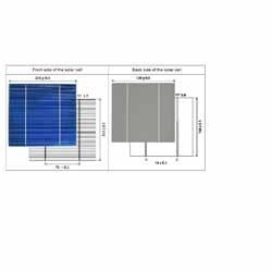 Multi- Crystalline Solar Cell