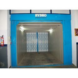 Hydraulic Goods Lift Two Side Loading & Unloading