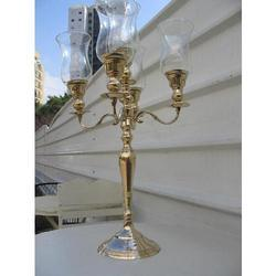 Hurricane Gold 5 Light Candelabra
