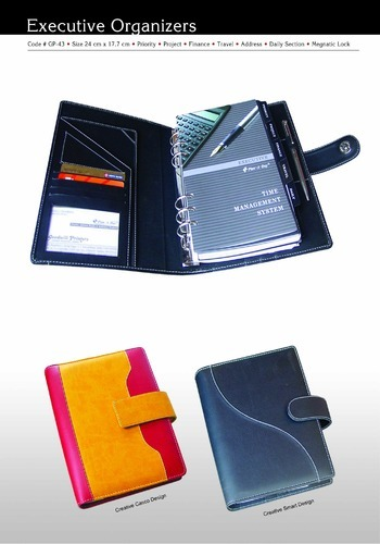 Executive Leather Organizers