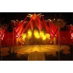 Wedding Stage Decoration - Stage Decorations, Rajwara Stage