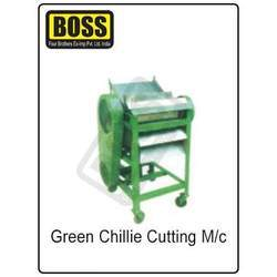 Hand Operated Chilli Cutting Machine