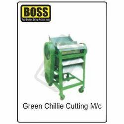 Hand Operated Chilli Cutting Machine