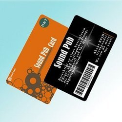 Plastic Cards & Barcode Cards